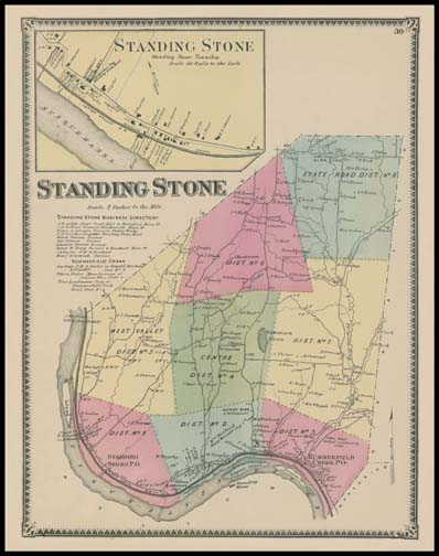 Standing Stone Township,Standing Stone