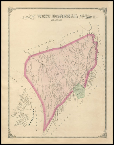 West Donegal Township,Newville
