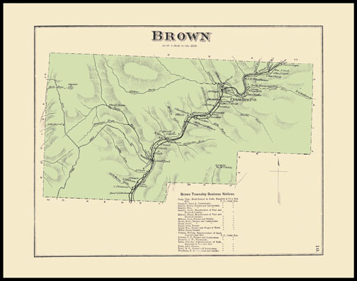 Brown Township
