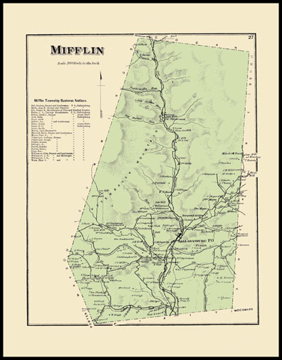 Mifflin Township
