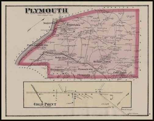 Plymouth Township,Cold Point