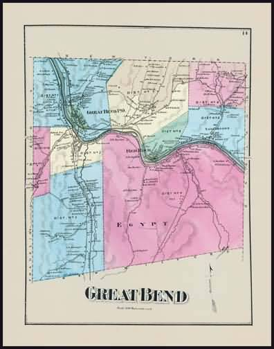 GreatBend Township