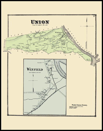Union Township,Winfield