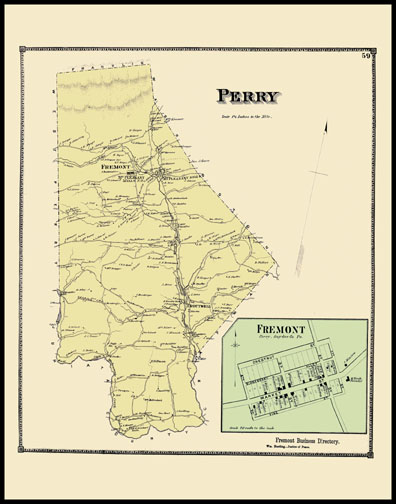 Perry Township,Fremont