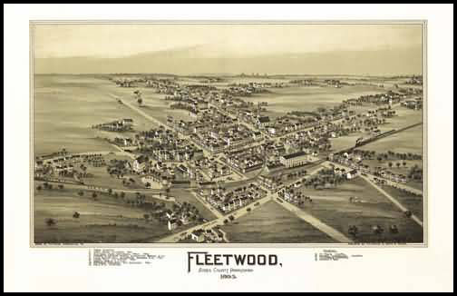 Fleetwood Panoramic - 1893
