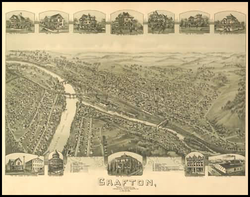 Grafton Panoramic - 1898