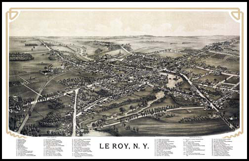 Le Roy Panoramic - 1892