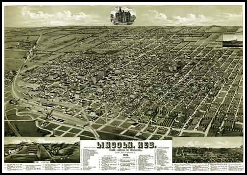 Lincoln Panoramic - 1889