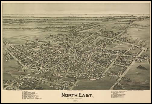 North East Panoramic - 1896
