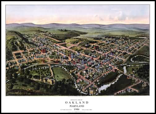 Oakland Panoramic - 1906
