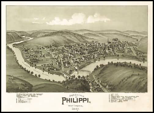Phillipi Panoramic - 1897