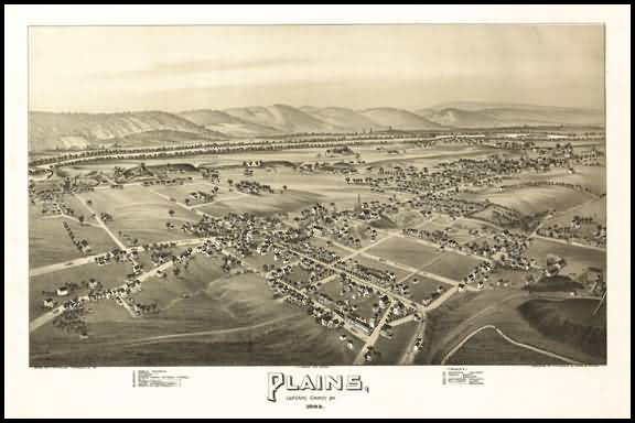 Plains Panoramic - 1892