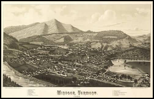 Windsor Panoramic - 1886