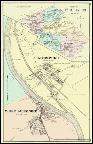 Pike Township,Leesport,West Leesport