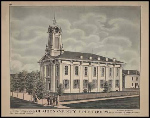 Clarion County Courthouse