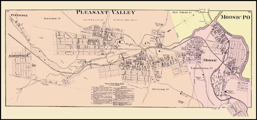 Pleasant Valley,Moosic