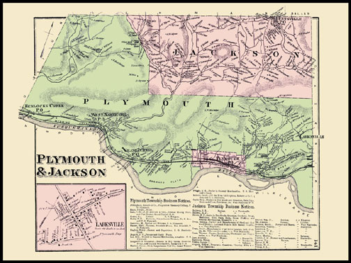 Plymouth & Jackson Townships
