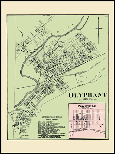 Olyphant,Priceville