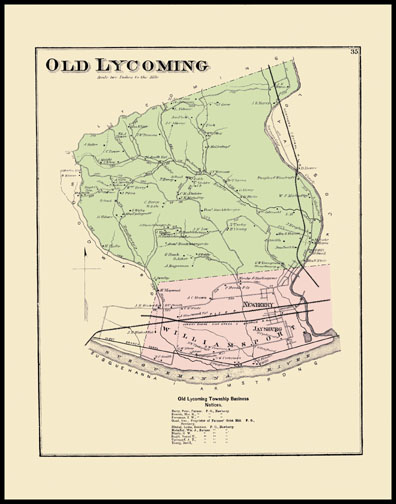 Old Lycoming Township