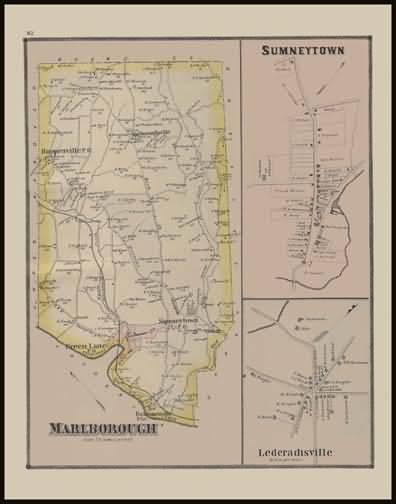 Marlborough Township,Sumneytown,Lederadhsville