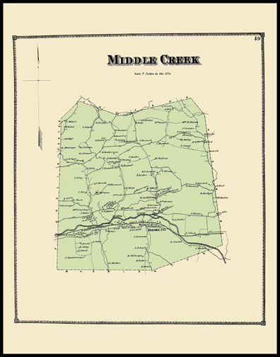 Middle Creel Township