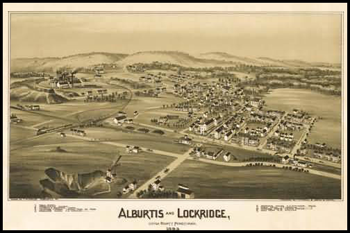 Alburtis & Lockridge 1893