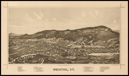 Bristol Panoramic - 1889