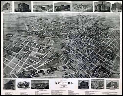 Bristol Panoramic - 1912