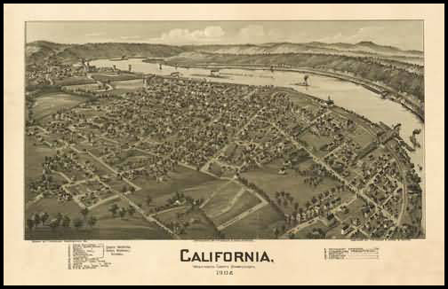 California Panoramic - 1902
