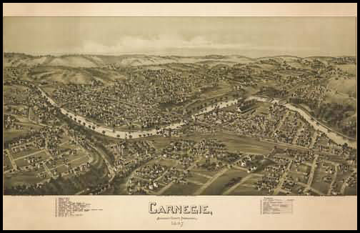 Carnegie Panoramic - 1897