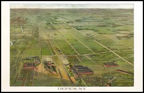 Depew Panoramic - 1898