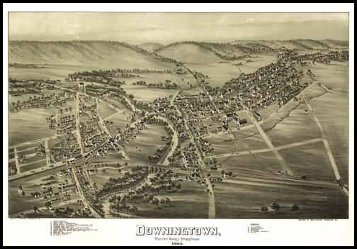 Downingtown 1893