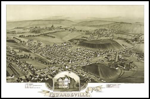 Edwardsville Panoramic - 1892