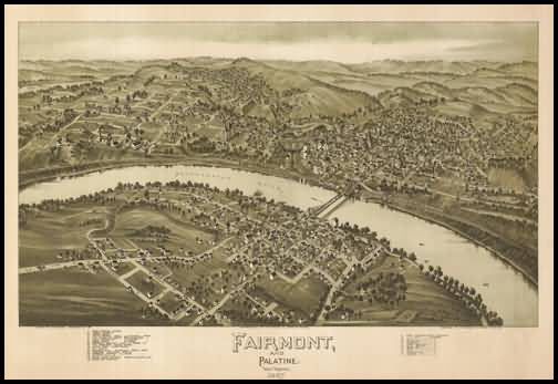 Fairmont Panoramic - 1897
