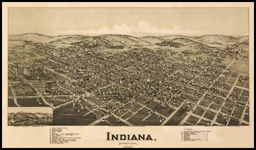 Indiana Panoramic - 1900