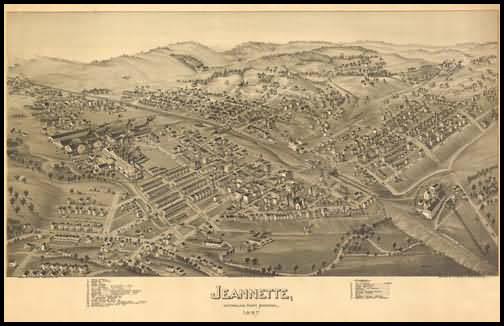 Jeannette Panoramic - 1897