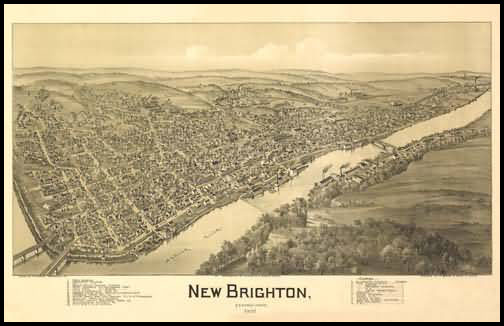 New Brighton Panoramic - 1901