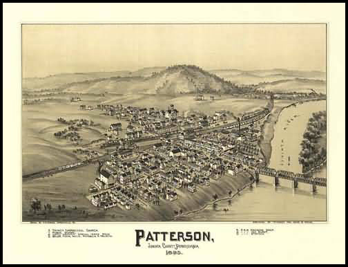 Patterson Panoramic - 1895