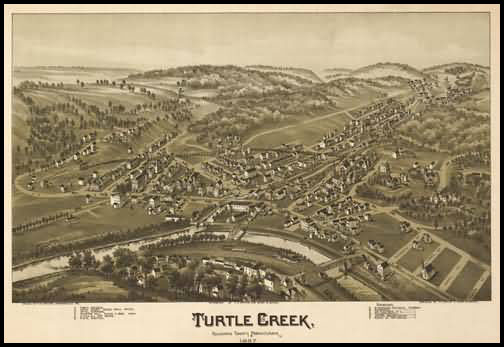 Turtle Creek - 1897