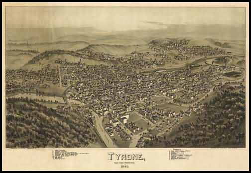 Tyrone Panoramic - 1895